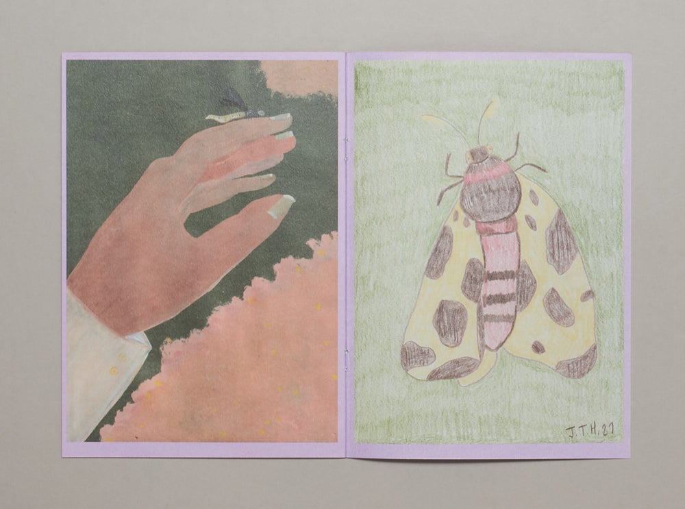 Signed: Johanna Tagada Hoffbeck - What if God was an insect ?