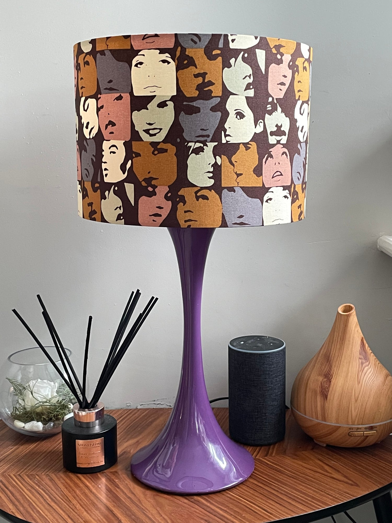 Image of In Crowd Caramel Shade 30cm