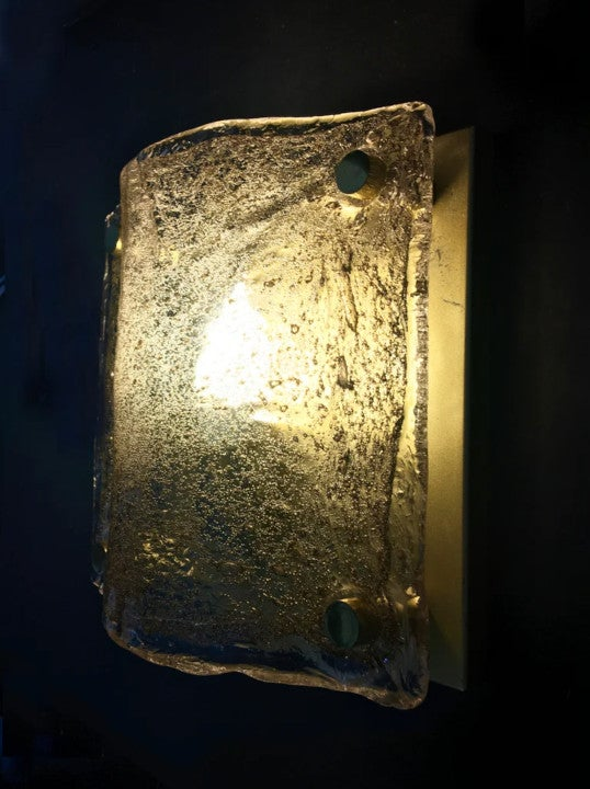 Image of Glass Wall Sconce by Kaiser Leuchten (5 Available)