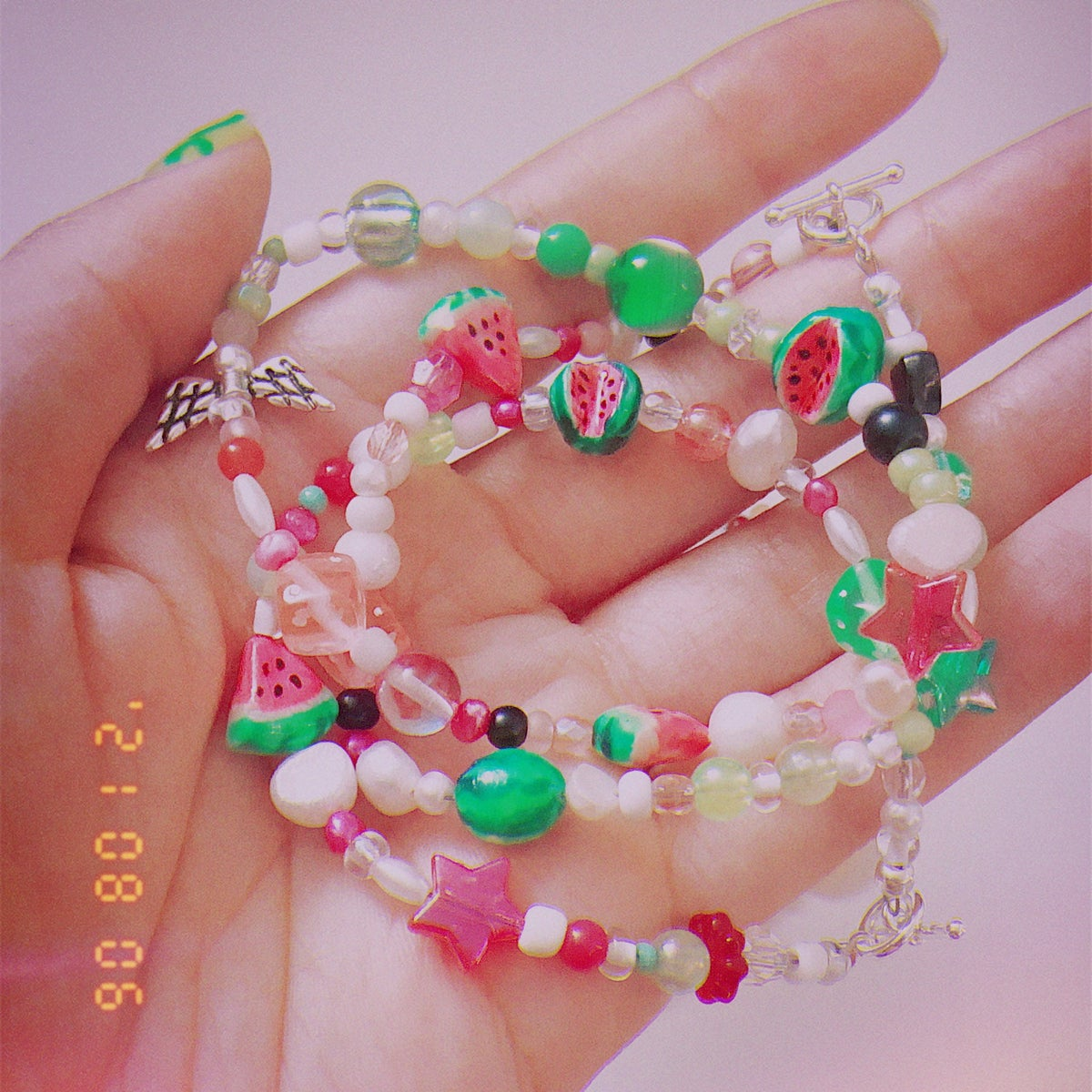 Image of Watermelon Cutie Bracelet