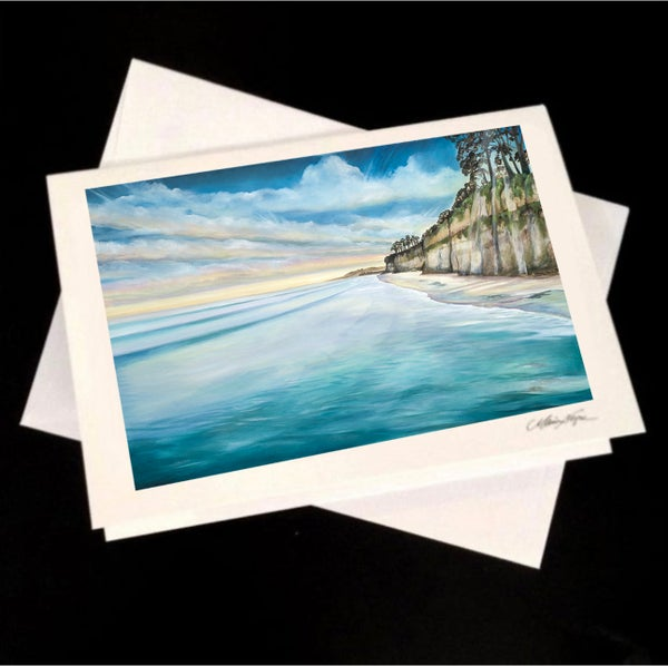 Image of New Brighton to Capitola, 5-Pack Greeting Card Set