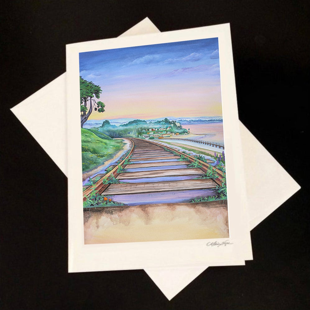 Image of Appreciating The Simple Things, 5-Pack Greeting Card Set