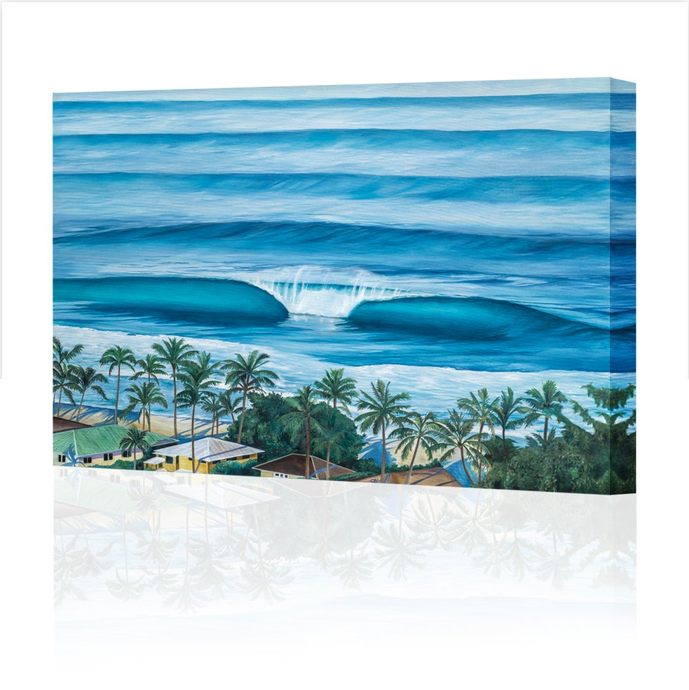 Image of Pipeline Giclee Print