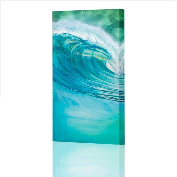 Image of Green Glass Giclee Print