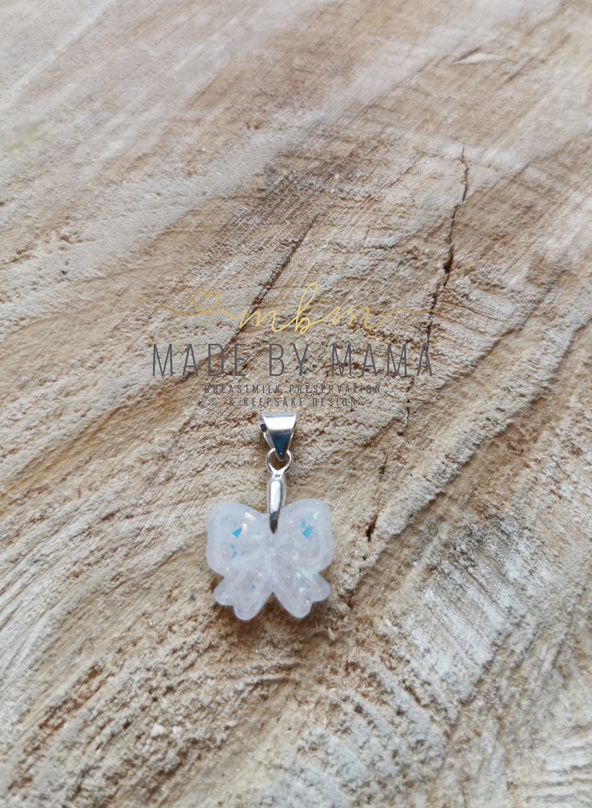 Butterfly/Bow Necklace