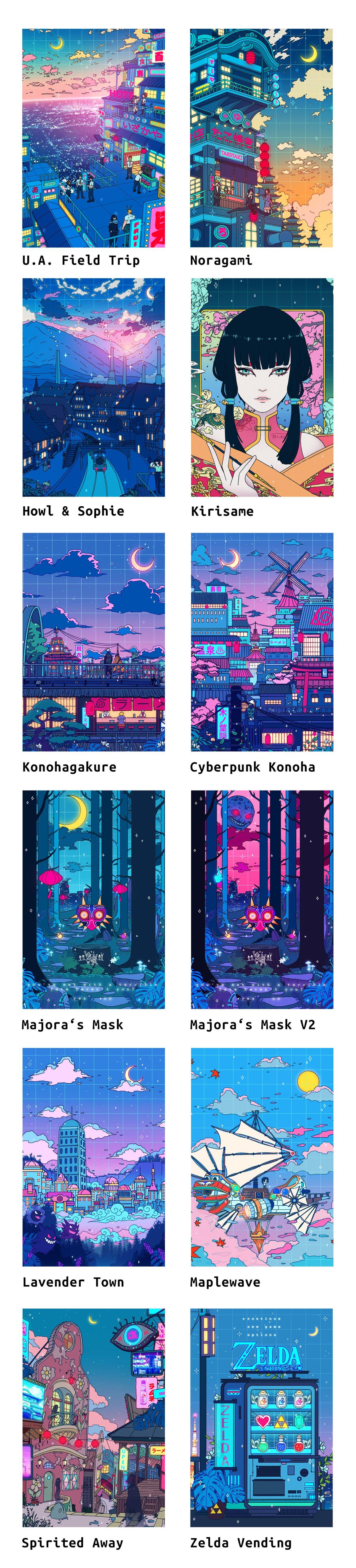 "Image of 11 x 17"" Art Prints"