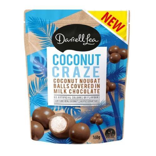 Image of Coconut Craze Nougat Balls 160g