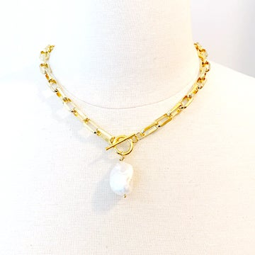 Image of Everyday Pearl Necklace