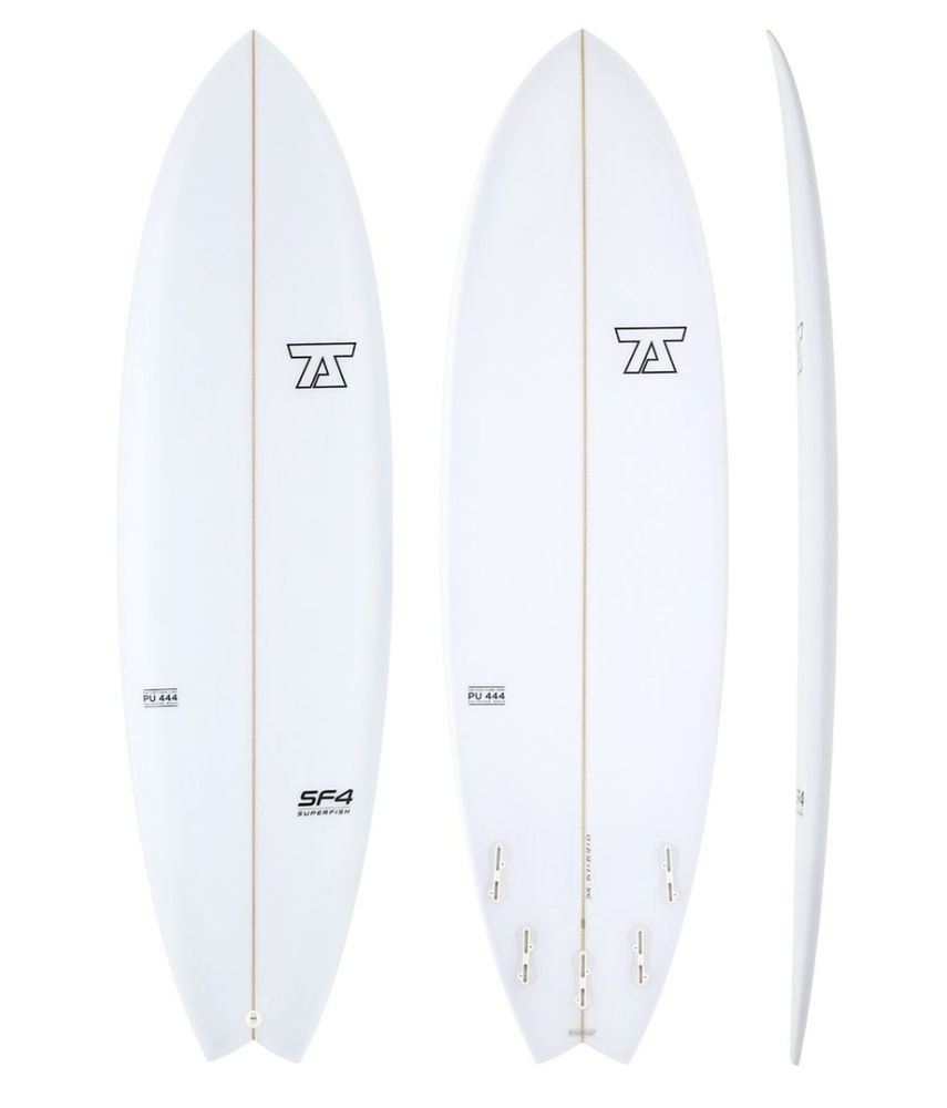 """7'6"""" 7S SuperFish 4 - PU.. STORE PICK UP ONLY"""