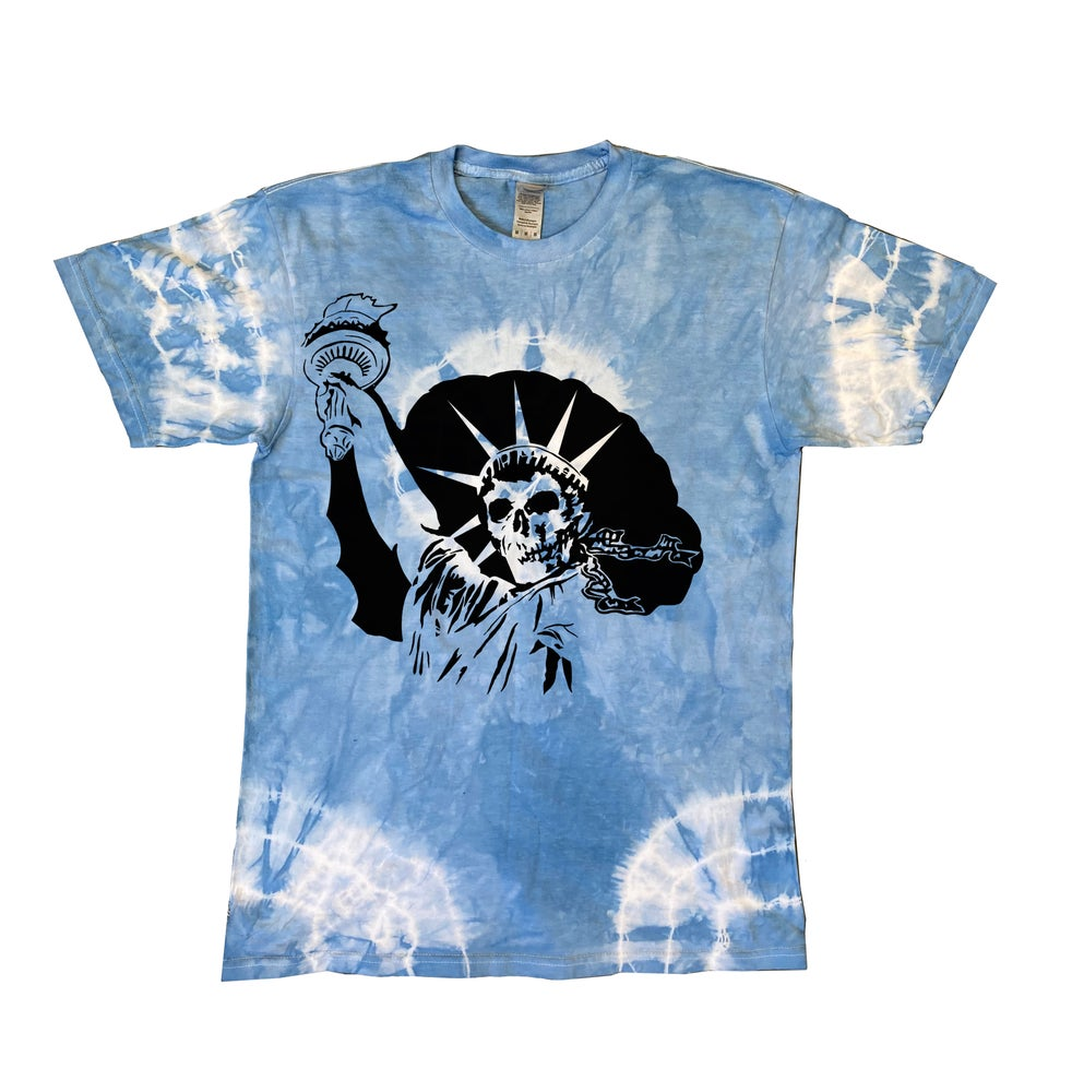 Image of NYC Dead Tie Dye WITH DATES
