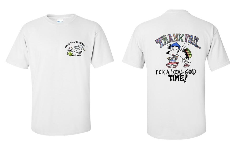 Image of HWBH Peanuts Shirt