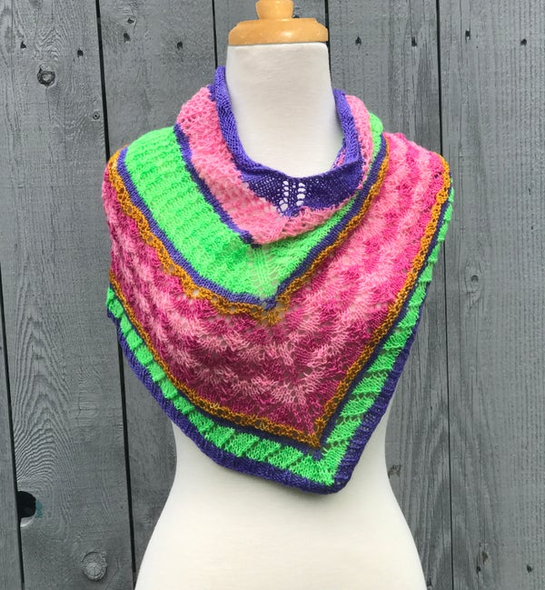 Image of Wandering Thoughts Cowl