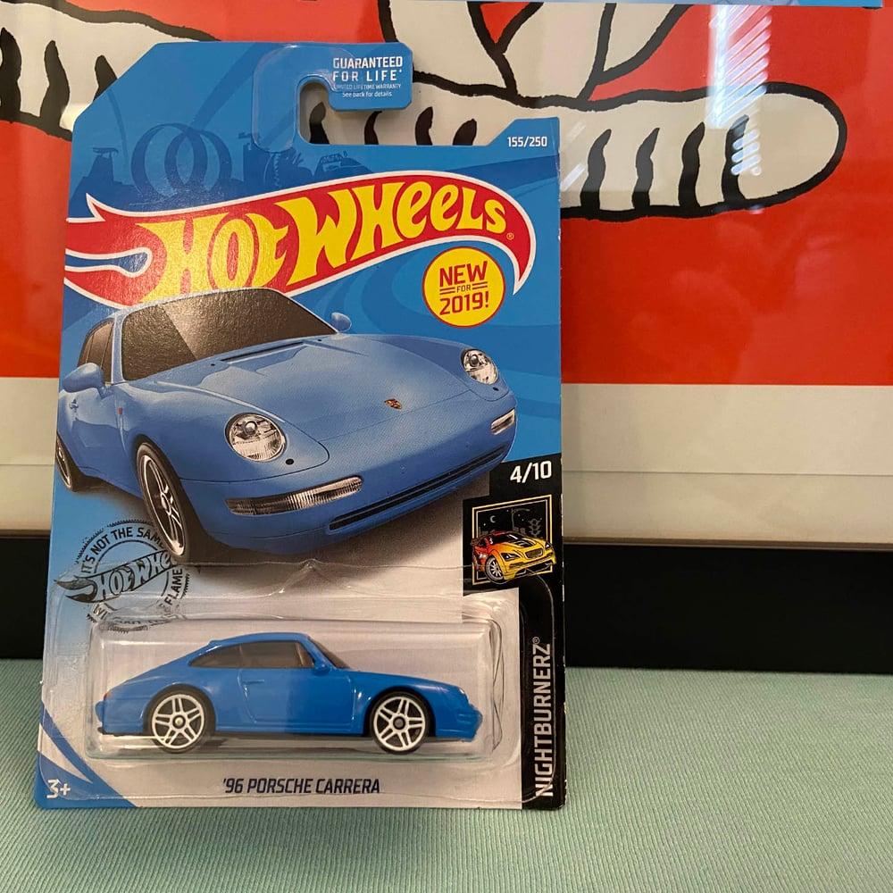 Image of 1996  Porsche 911 993 Carrera - Blue