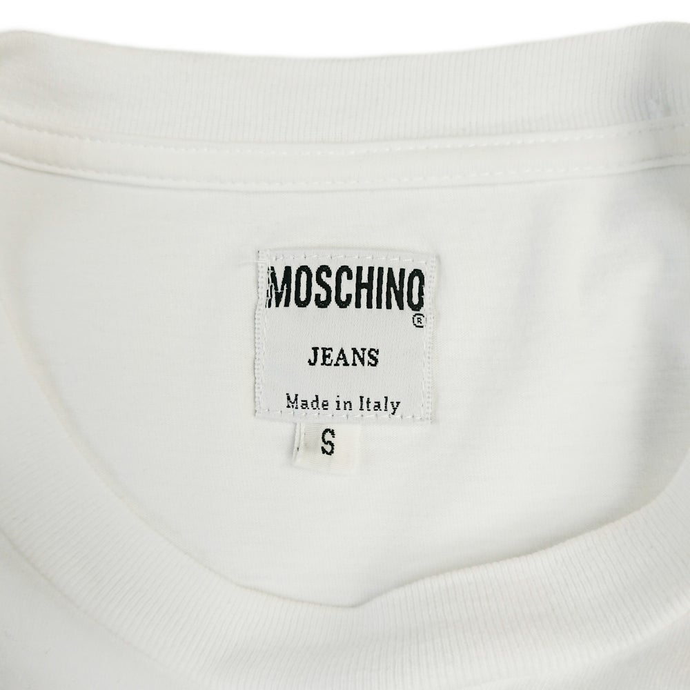 Image of Moschino Jeans Logo T shirt