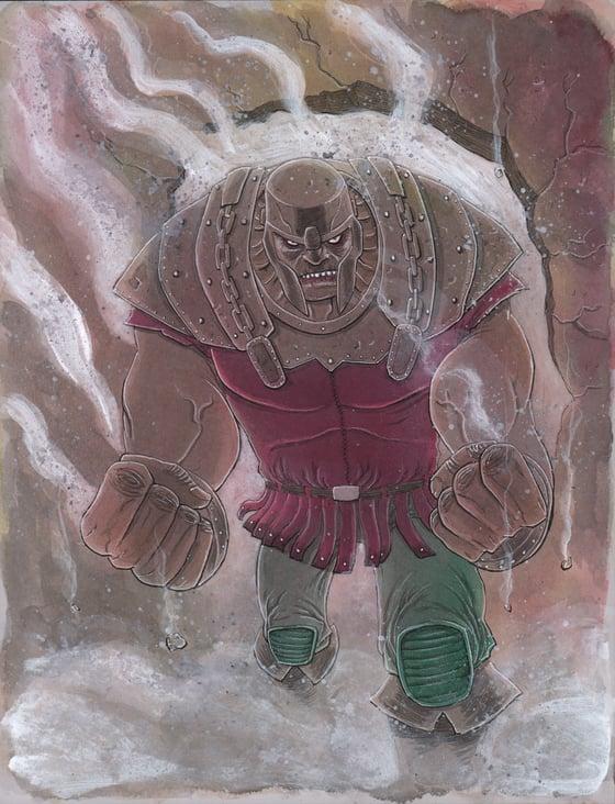 Image of HE-BROS 07. RAM MAN