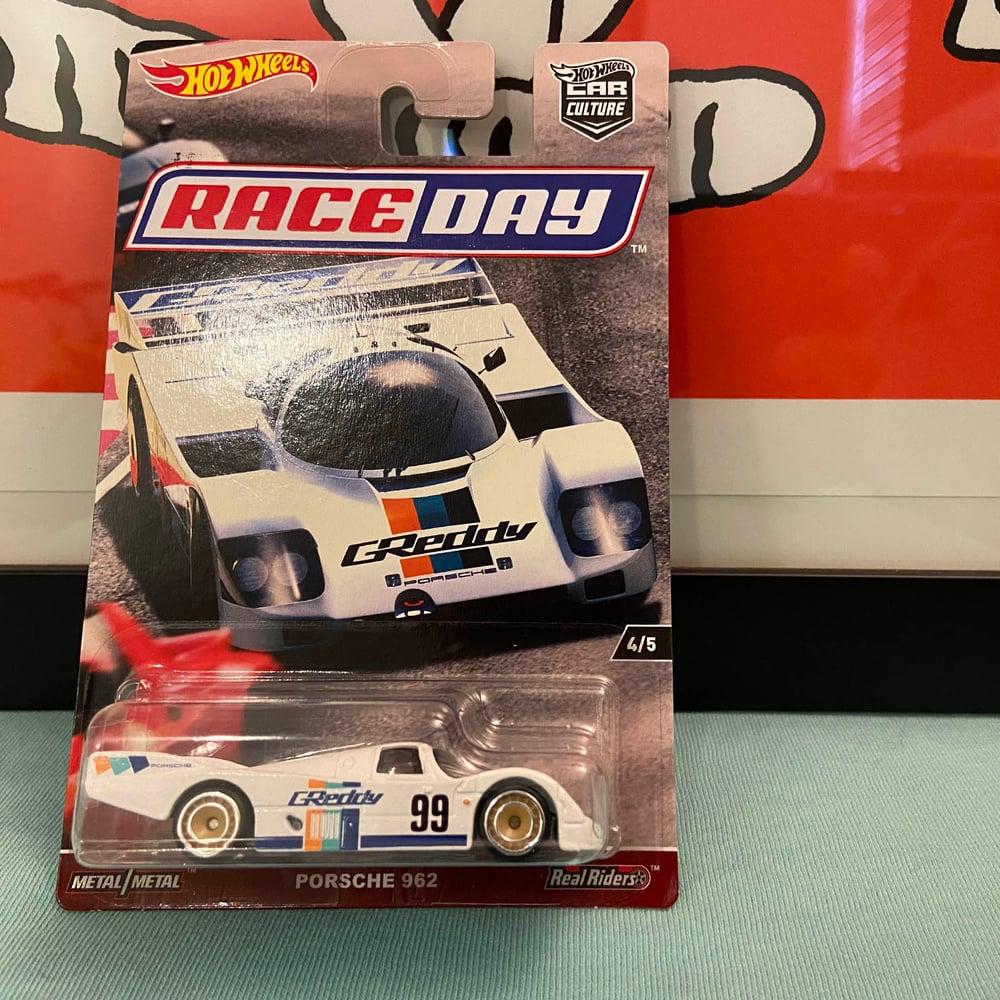 Image of Race Day Porsche 962