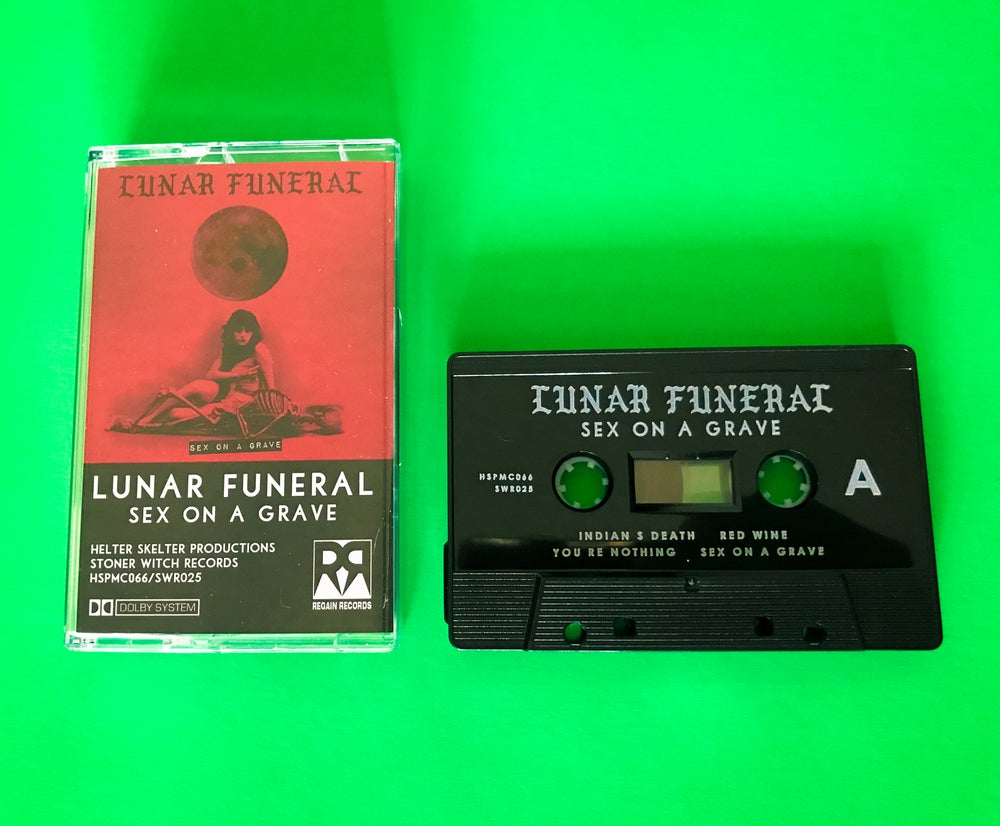 Image of Lunar Funeral - Sex On a Grave
