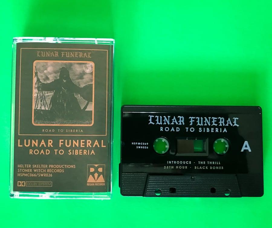 Image of Lunar Funeral - Road To Siberia