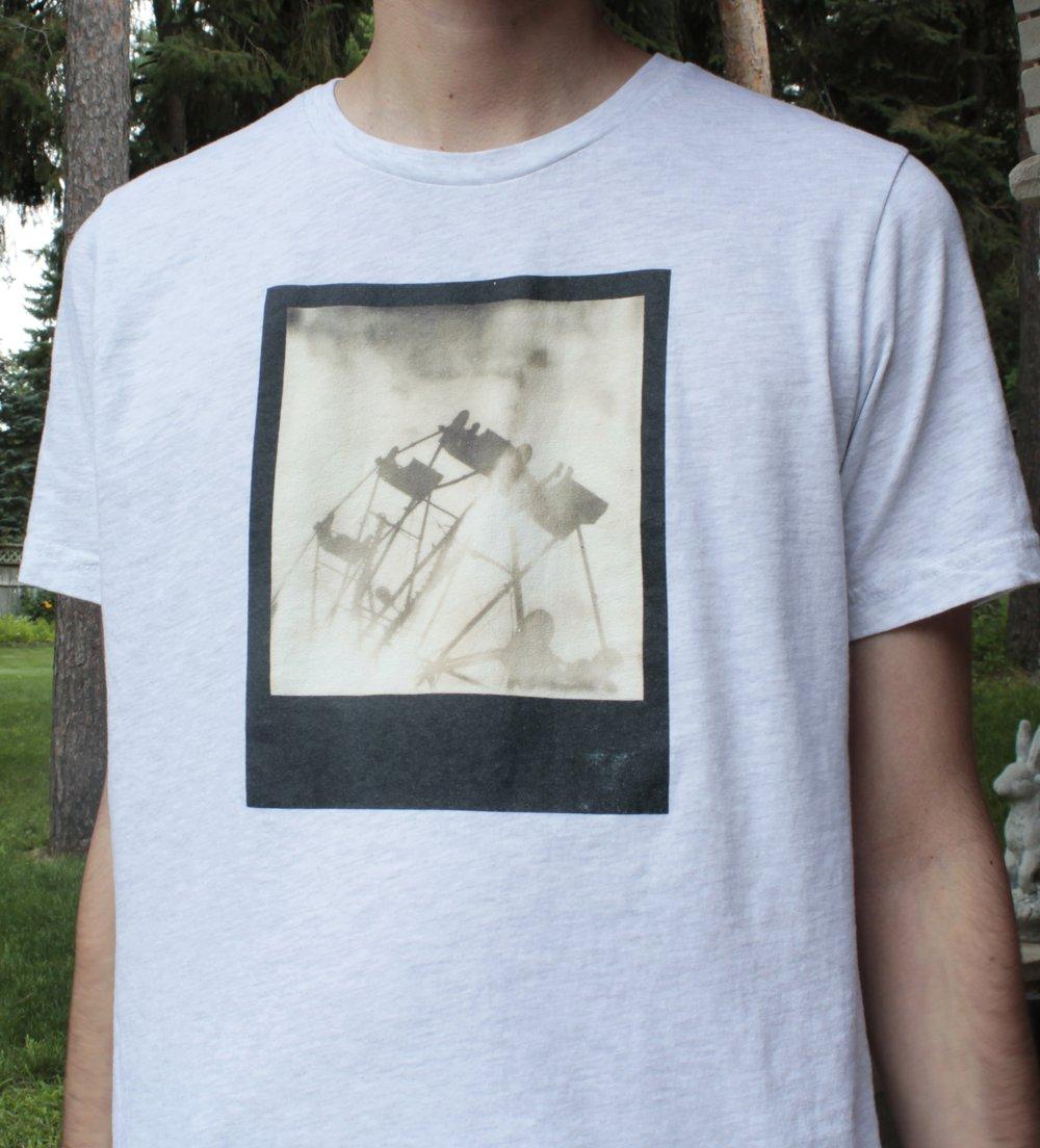 Photo shirt - Ferris wheel