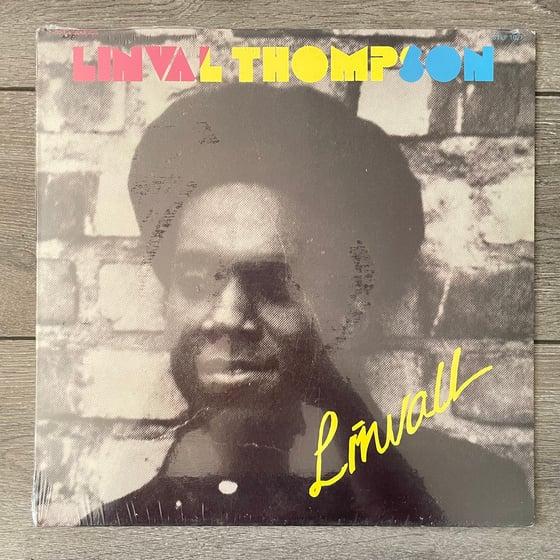 Image of Linval Thompson - Linvall Vinyl LP