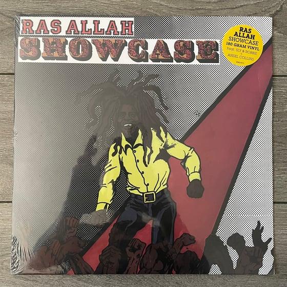 Image of Ras Allah - Showcase Vinyl LP