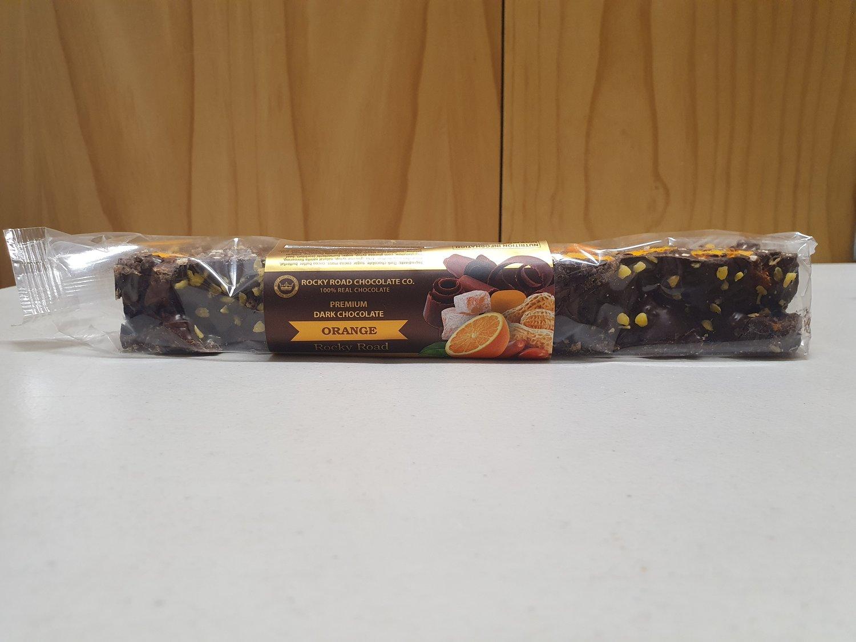 Image of Orange Dark Chocolate Rocky Rocky 200g