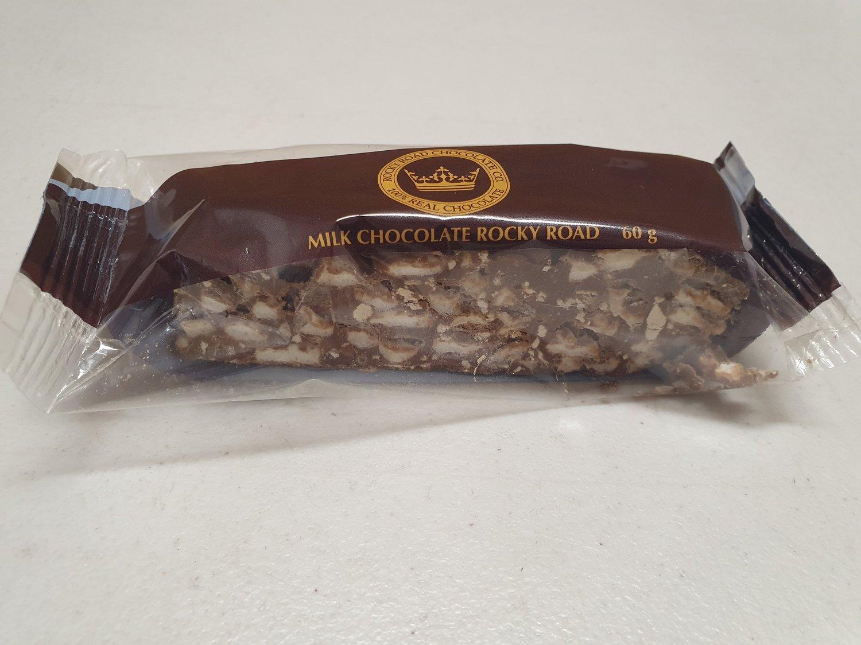 Image of Milk Chocolate Rocky Rood Bar 60g