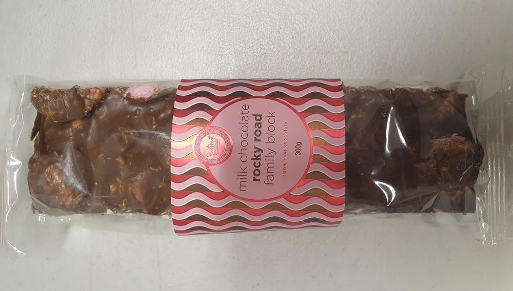 Image of Rocky Road Milk Chocolate 300g