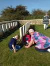 Private WW1 Ypres & surrounding area Cemetery Visit