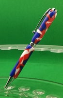 Image 1 of Red, White and Blue acrylic #2