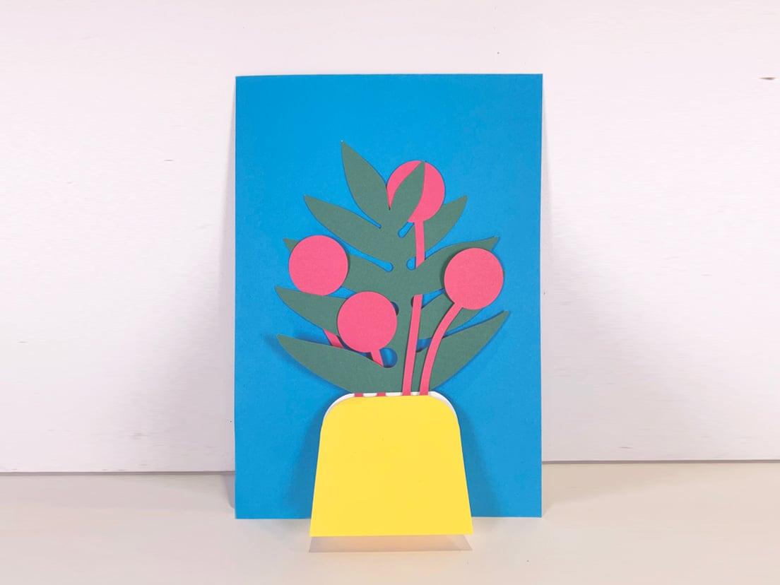 Image of Vase Flower