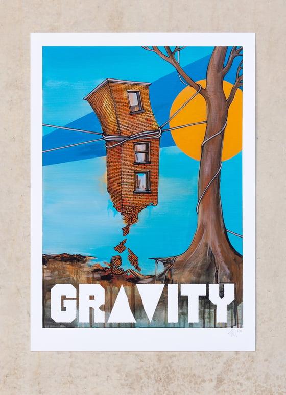 Image of Gravity Film Poster
