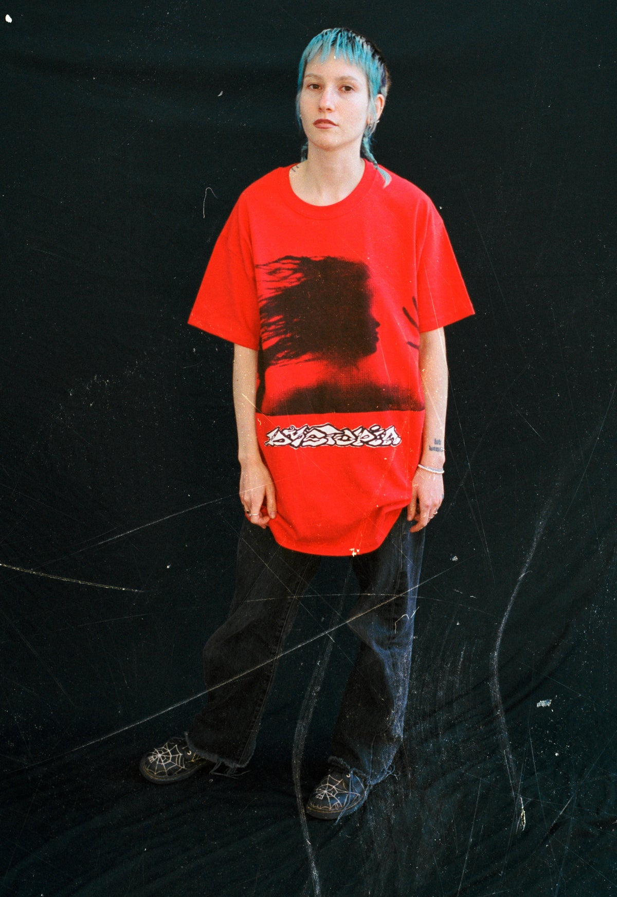 Image of DYSTOPIA RED
