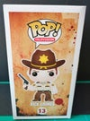 Andrew Lincoln Rick Grimes Signed Funk Pop