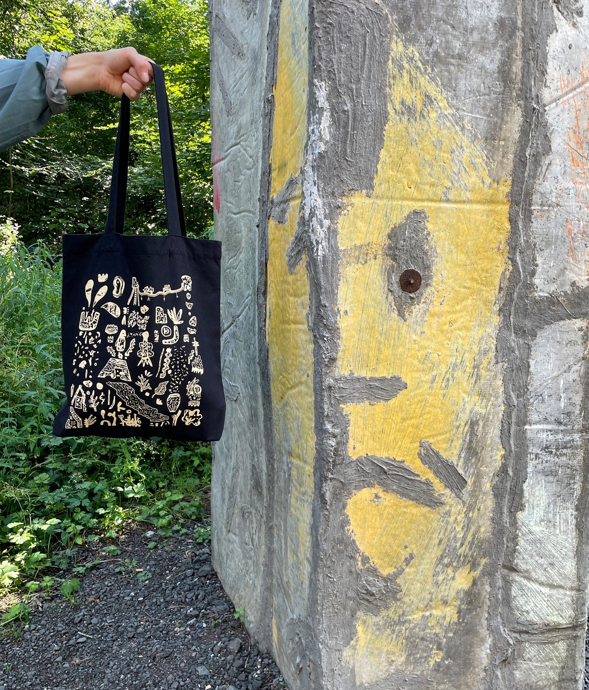 Image of Codes Tote