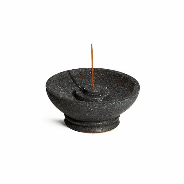 Image of Lava Rock Incense Holder