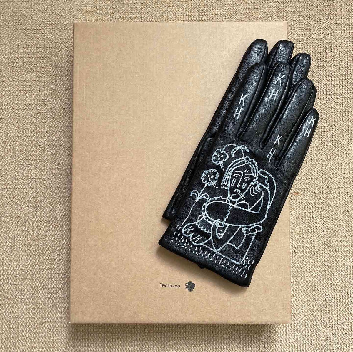 Image of KH Leather Gloves (Size S)
