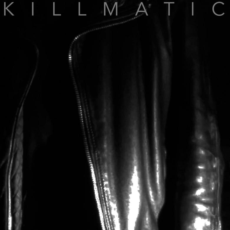 "Image of Jimmy Vapid ""KILLMATIC"" LP (2021)"