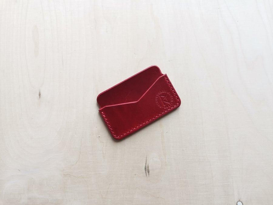 Image of Slim 3 - Gaucho Oil Red