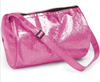 Glitter Pink Duffle Bag
