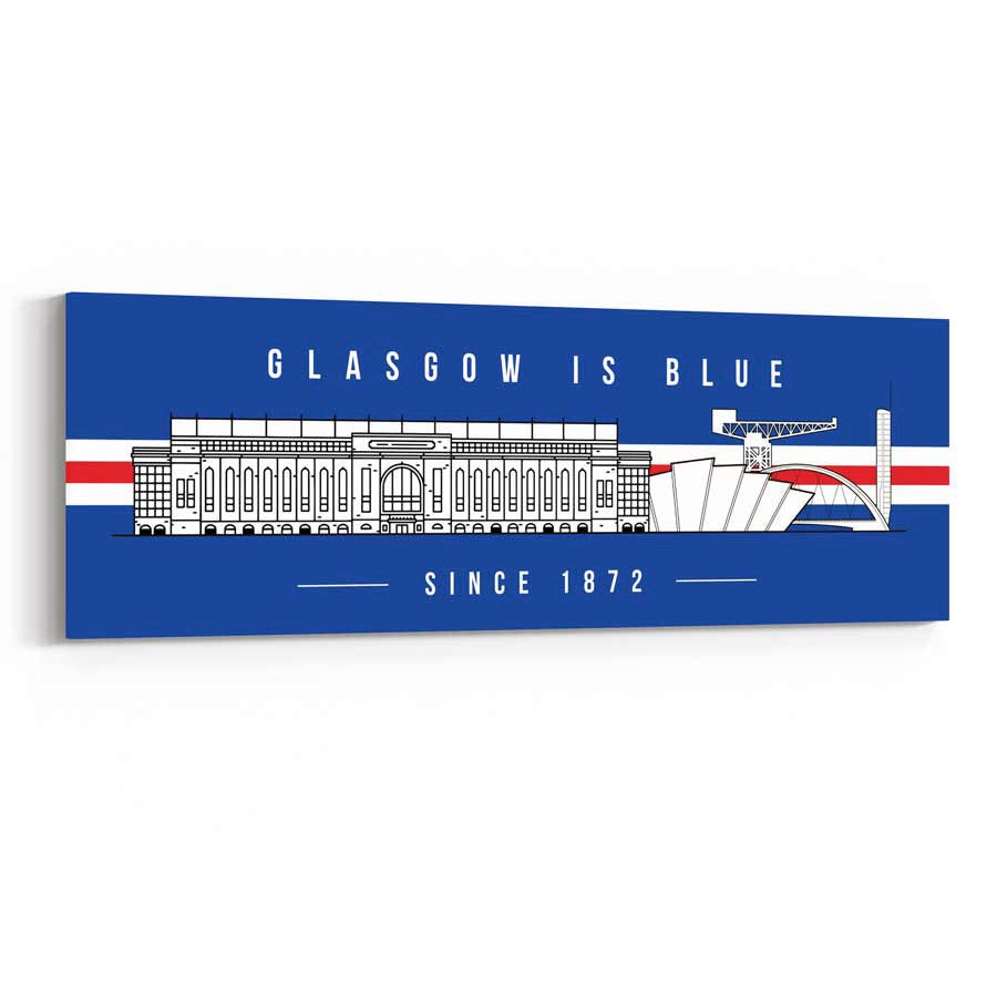 Image of Glasgow is Blue - Since 1872