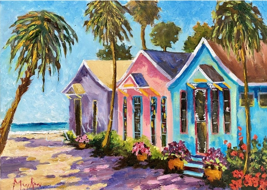Image of Another Day in Paradise by Mary Rose Holmes