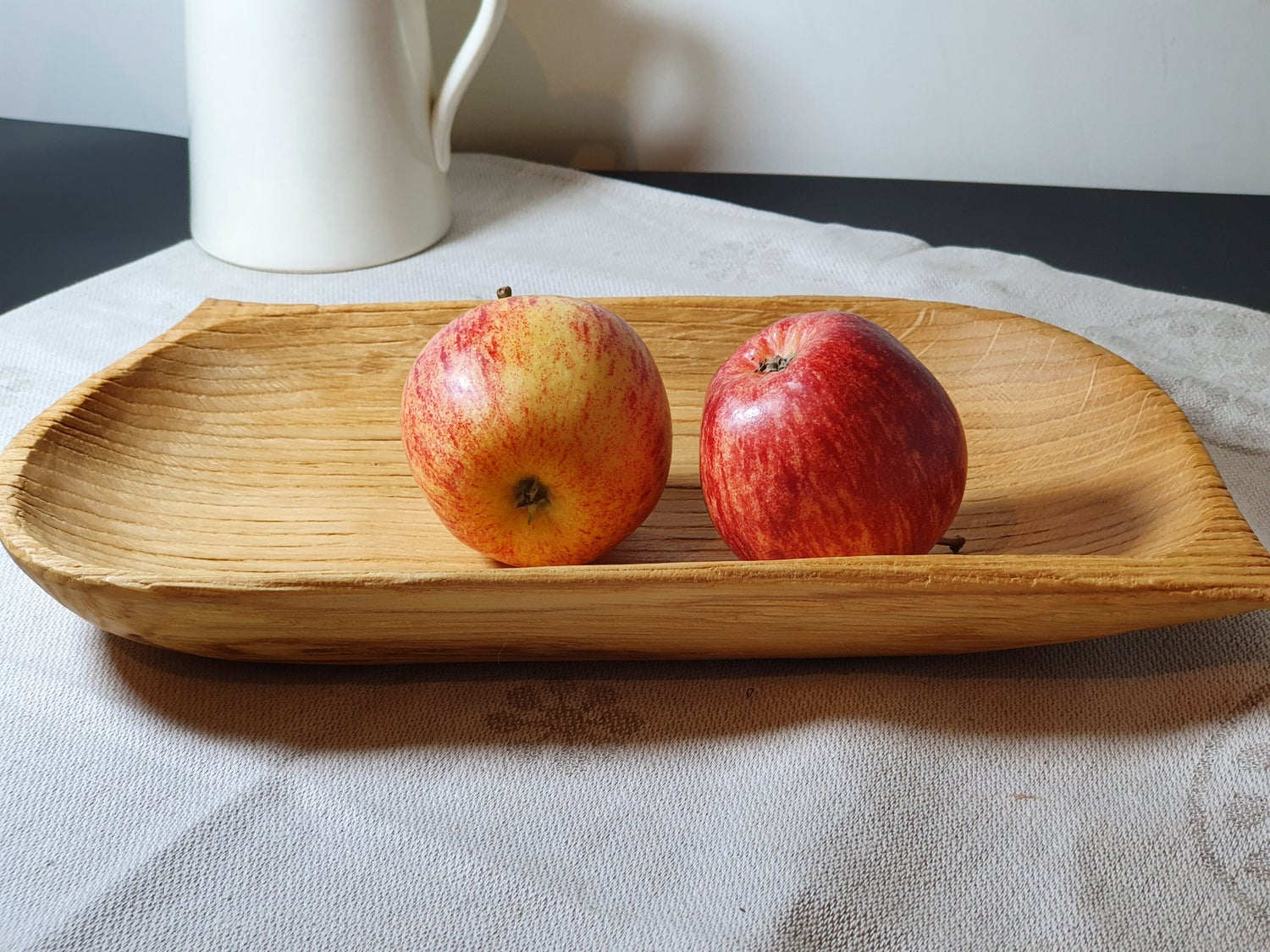 Image of Hand crafted small bowl-plate