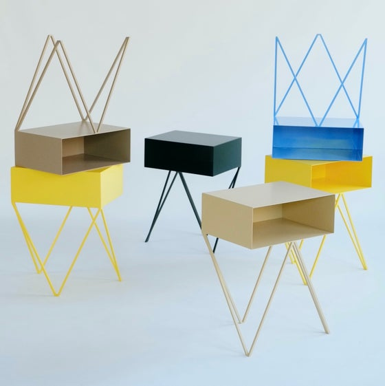 Image of Robot side table | 15 colours