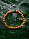 The Malachite Grounded Bracelet