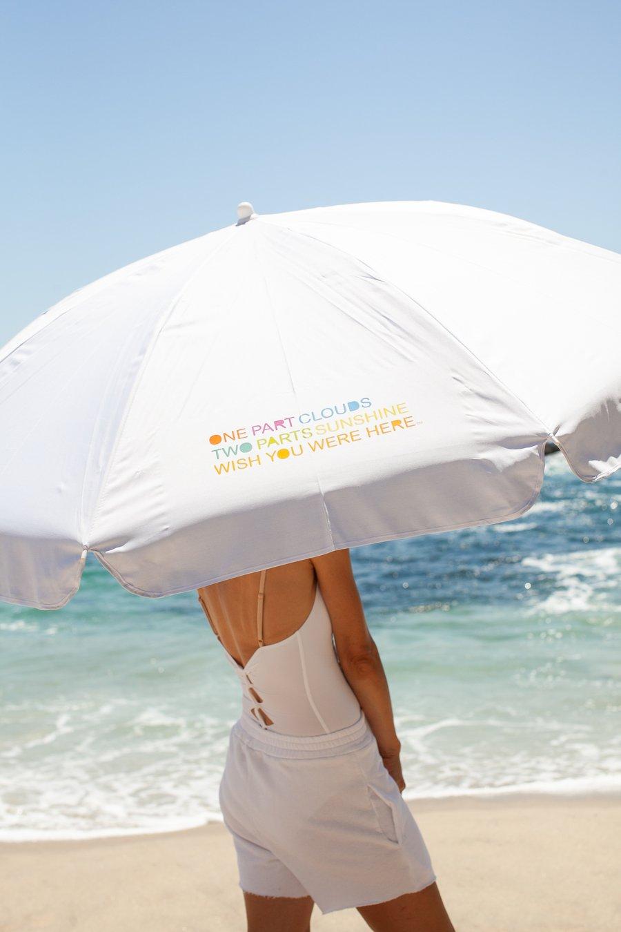 Image of Beach Umbrella