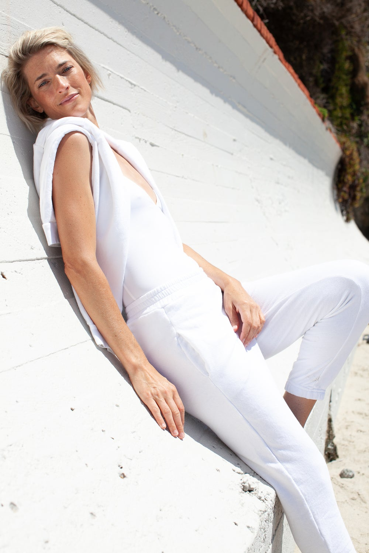 Image of KC Loungewear Collection: Sweatpant Bone