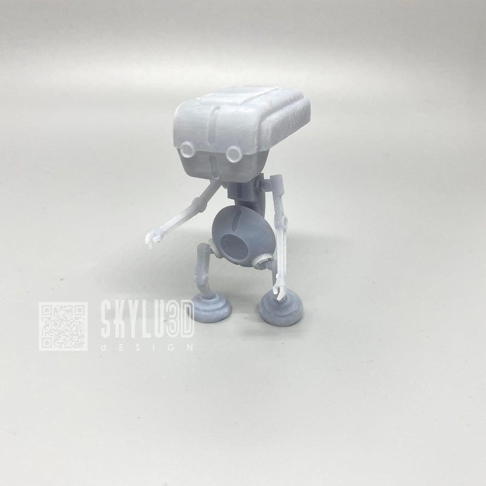 Image of Toado Robot