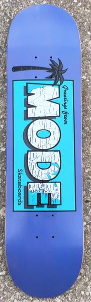 Image of Postcard street deck - 8 x 32 (choose color via dropdown menu)