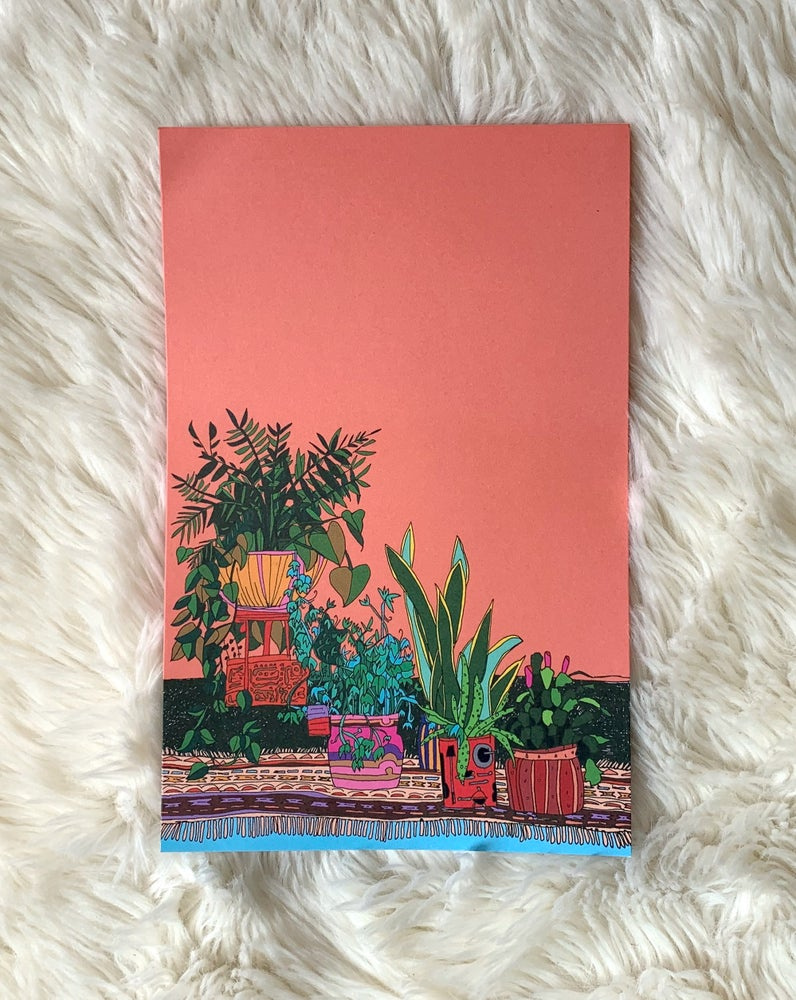 Image of Houseplant Notepad